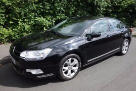 2009 59 Citroen C5 VTR + 2.0 HDi, CRUISE CONTROL, 17 INCH ALLOY WHEELS. FULL HISTORY, HPI CLEAR