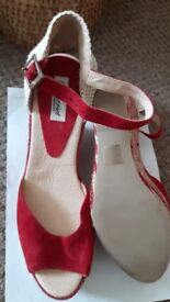 Alice Temperley Wedges size 38