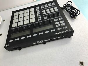 Maschine by native instruments like new