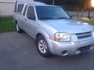 Nissan Frontier XE 2004 / 132000Km