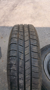 Michelin Defender summer tires