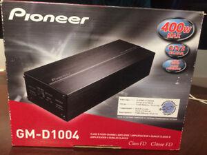 Amplificateur Pioneer GM-D1004