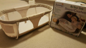 Bassinet - By your side sleeper for baby