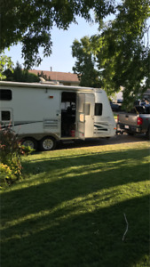 2005 21' Trail Cruiser RBH (Bunk Beds) Travel Trailer For Sale