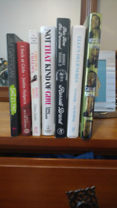 Books- comedy/humour/biography