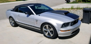 Only 54 000kms convertible mustang
