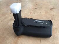 Canon BG-E20 Battery Grip for Canon EOS 5d iv. Brand new in box