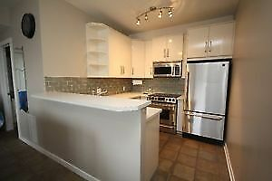 1 Aug - Beautiful Furnished 2 Bedroom Condo on 17th Ave SW