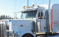 Experienced Class 1 Provincial Lease Op Super B Fluid Hauler
