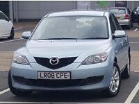 *BEAUTIFUL* Mazda 3 TS2 1.6L Full MOT, 2 Keys, HPi Clear not Ford Focus, Vauxhall Astra, Honda Jazz