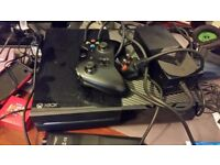 XBOX ONE (DAY ONE EDITION) WITH 3 GAMES