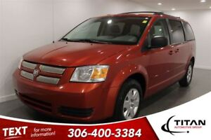 2008 Dodge Grand Caravan SE|7 Pass|Auto|Heated Mirrors|PST PAID