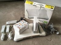 Nintendo Wii Fit & games