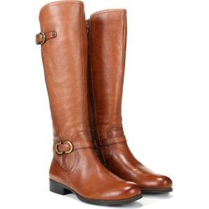 Naturalizer Jennings Wide Calf Boots (Size 8)