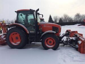 Tracteur Kubota M100 GX