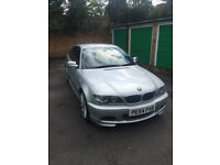 BMW 330 CI SPORTS DIESEL AUTOMATIC FOR SALE IMMACULATE CONDITION