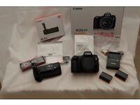 Canon 6D + BG-E13 Battery Grip