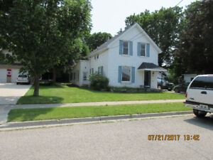Walkerton House for Rent 3bdrm August 1st