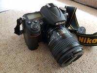 Nikon D7000 with AF Micro NIKKOR 60mm f/2.8D Lens and Billingham camera bag