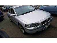 For sale my Volvo S60 automatic very nice condition inside outside 12 months MOT