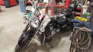 2006 Yamaha Road Star 1700 Midnight