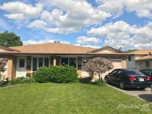 Homes for Sale in North Welland, Welland, Ontario $329,900