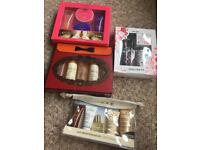 Selection of beauty gift sets