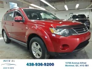 ***2009 MITSUBISHI OUTLANDER LS***AUTO./AWD/7 PASS./BLUETOOTH