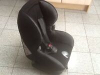 Maxi Cosi Priori group 1 car seat for 9kg upto 18kg(9mthsbto 4yrs)reclines,is washed and cleaned