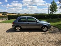 Looking for a quick sale!!! 1.2 Ford Fiesta bluey silver, 2002 plate. A brilliant little car!