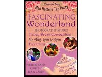 Official Launch (Mad Hatters Tea Party)