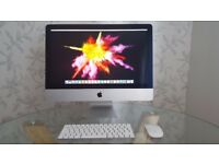 iMac 21.5inch 4k retina display 1tb FUSION DRIVE 8gb ram (Late 2015)