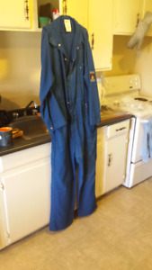 Nomex III A Fire Resistant FR Coveralls, Great Condition, 52