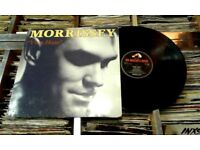 Morrissey ‎– Viva Hate, G, released ‎in 1987, The Smiths Indie Vinyl Record LP