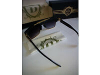DITA GRANDMASTER 4 TOP QUALITY DESIGNER SUNGLASSES MATTE BLACK OR GLOSS BLACK FRAME NEW & BOXED