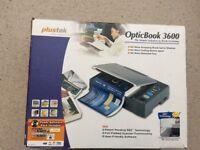 Plustek OpticBook 3600 Scanner, new