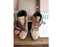 Timberland boots brand new in box