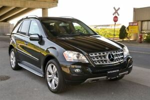 2009 Mercedes-Benz M-Class Loaded, Langley Location.