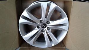 4 roues de performance Hyundai
