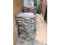 Heavy duty concrete slabs