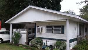PARK MODEL -  TWO BEDROOM  -  HURON SHORES CAMP GROUND