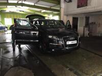 Q7 sline tdi Quattro 1 owner 1 year labour+parts warranty full dealer history 2013 parts