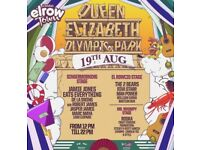 X1 Elrow tickets london 19th AUG 2017
