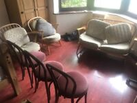 Seating chair / kitchen chairs / table