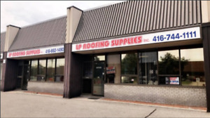 LP ROOFING SUPPLIES