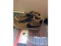 Nike blazers trainers size 11
