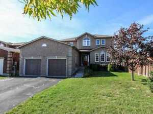 Beautiful and large detached home North end for lease!