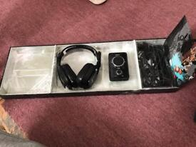 Astro A40 Pro gaming headset black! Xbox one/PS4