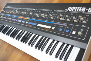 Looking for Older Synthesizers Roland Korg Moog Etc