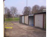 Lockup garage to rent Fishponds .
